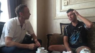 Интервью с Владимиром Самсоновым (Максим Шмырёв 2014 год)
