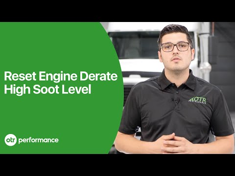 2009 Volvo D13 Reset Engine Derate & High Soot Level | OTR Performance