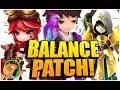 SUMMONERS WAR: New Balance Patch Hype!!