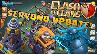 CLASH of CLANS: Servono UPDATE! Mega Tesla, BH8? TH12? | Clash of Clans ITA