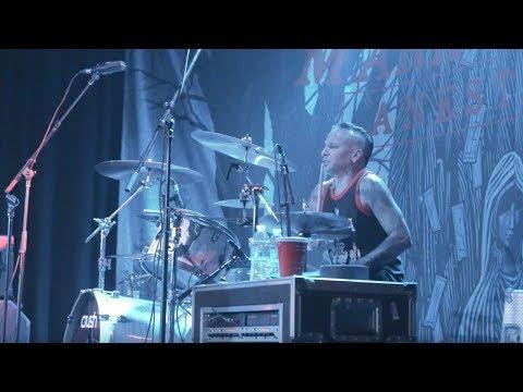 Смотреть клип Mark Morton - The Never Feat. Roy Mayorga On Drums