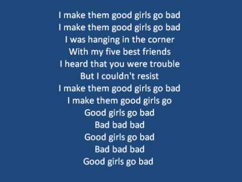 Cobra Starship - Good Girls Go Bad Lyrics | MetroLyrics