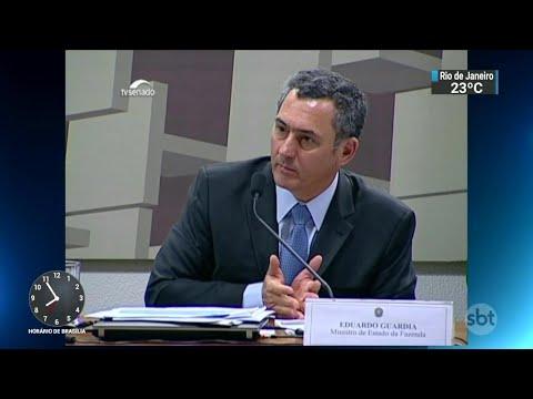 Governo desiste de aumentar impostos para compensar redução do diesel   SBT Brasil (29/05/18)