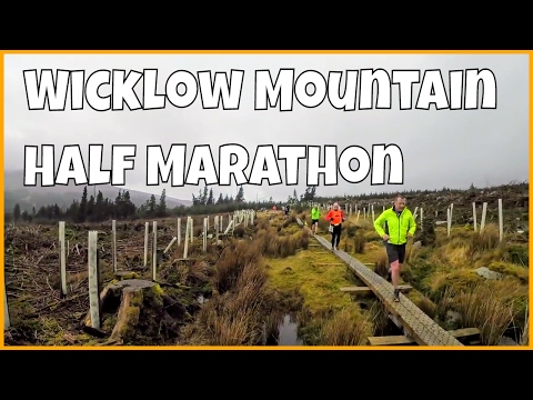 Debra Ireland - Wicklow Mountain Half Marathon 2017