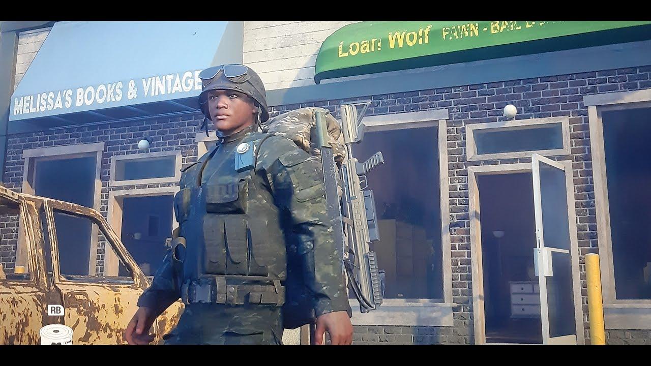 SOD 2 JUGGERNAUT EDITION #14 Le groupe Militaire