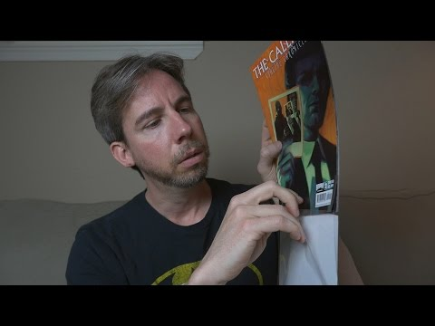 Bagging & Boarding Comic Books (ASMR)