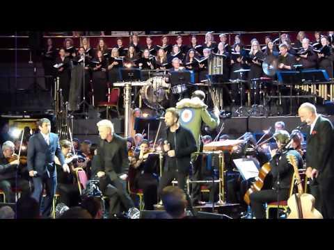 Pete Townshend, Alfie Boe, Phil Daniels, Billy Idol - Classic Quadrophenia 'The Real Me' 05.07.15 HD