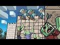 Minecraft | BOX FORT VS ZOMBIE APOCALYPSE! (Zombie Box Fort Defense)