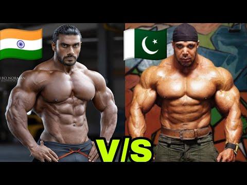 India VS Pakistan Bodybuilder | Sangram Chougule vs Zack Khan