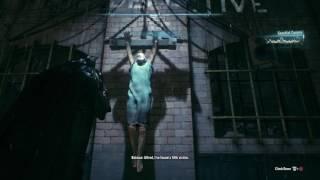 Batman: Arkham Knight Walkthrough - Part 28 - The Perfect Crime