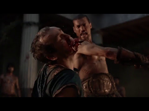 Spartacus - S1E13: Spartacus Kills Batiatus/ending