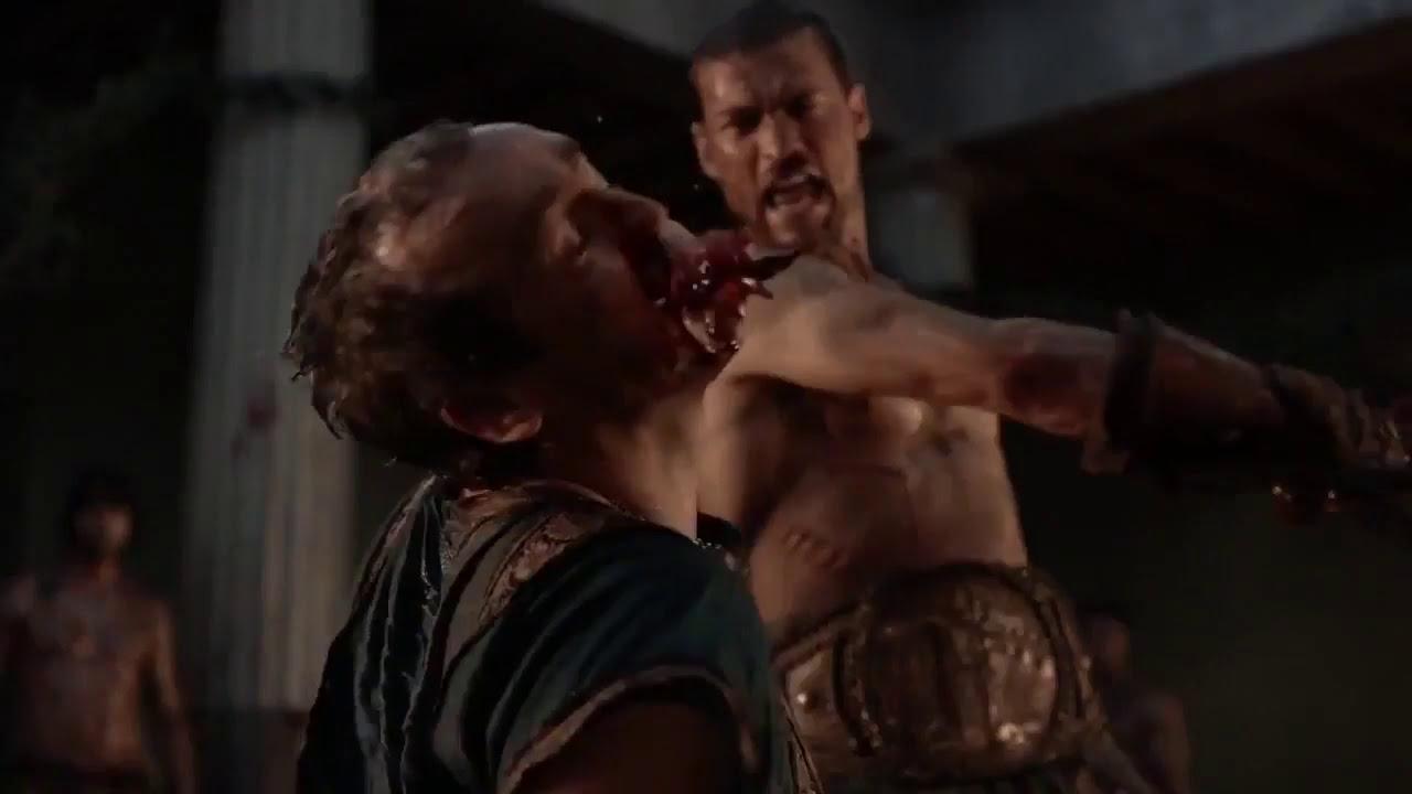 Download Spartacus - S1E13: Spartacus kills Batiatus/ending