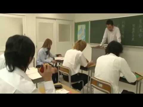 Nữ sinh Nhật bị sàm sỡ tại lớp học, xem cực phê!