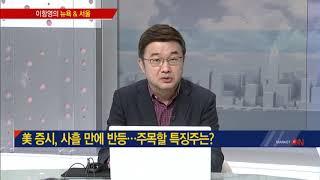 [이항영의 뉴욕&서울] 美 연준 금리동결, 내년까지 금…