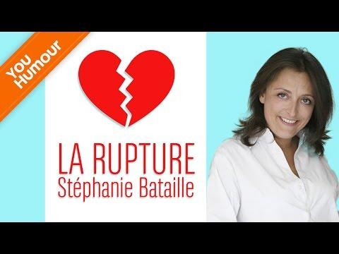 Stéphanie BATAILLE, Rupture