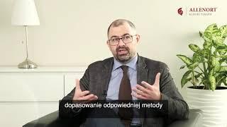 dr hab.n.med. Dominik Strzelecki odc7 Allenort Kliniki Terapii