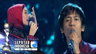 D'Masiv Ft Indah Nevertari | Semakin | Anugerah Seputar Indonesia 2016