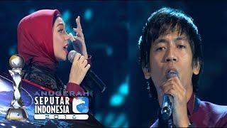 D'Masiv Ft Indah Nevertari   Semakin   Anugerah Seputar Indonesia 2016
