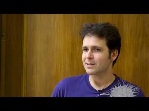 Lanzamiento Tierra de Resistentes - Entrevista a Gustavo Faleiros, editor de Infoamazonia (Brasil)
