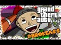 Grand Theft Auto 5 Funny Skit - LETS GO JOB HUNTING!!! | Bloopers, Fails, More!!!