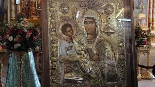 Освобождение от врагов и защита молитва Пресвятой Богородице