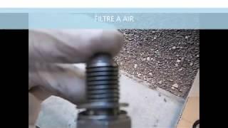 vidange + changement des filtres sur AUDI A3 8L tdi 110