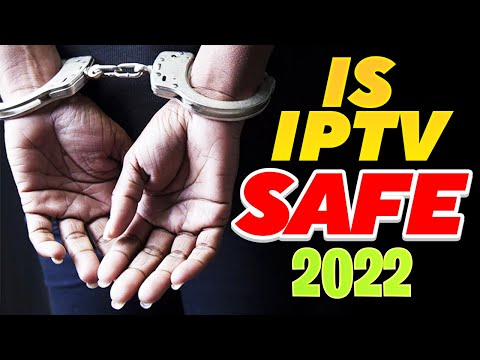 Can I get in trouble for using IPTV 2021 - How Safe is IPTV to buy - Safety issues with IPTV 📺