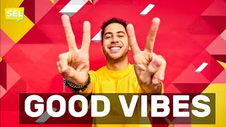 SEL Video Lesson of the Week (week 4) - Good & Bad Vibes