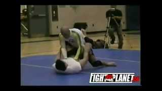 UFC Champ Georges St Pierre defeats Judo-Expert - Mike Nomikos, Freestyle Submission Wrestling