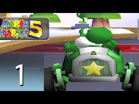 Mario Party 5 - Minigame Circuit [Part 1]