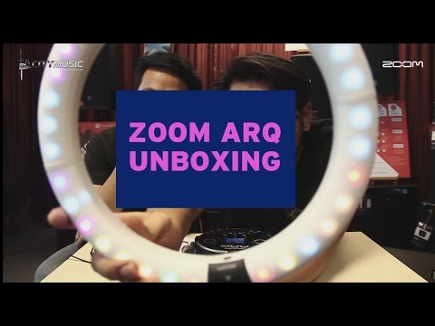 City Music Unboxing - Zoom ARQ