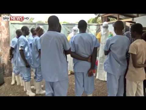 Special Report: Spread Of Ebola In West Africa