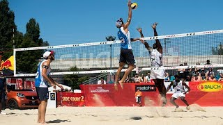 Baixar TOP 10 » Monster 3rd meter Spike | Beach Volleyball