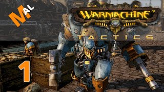 Warmachine Tactics Intro / Review - Let