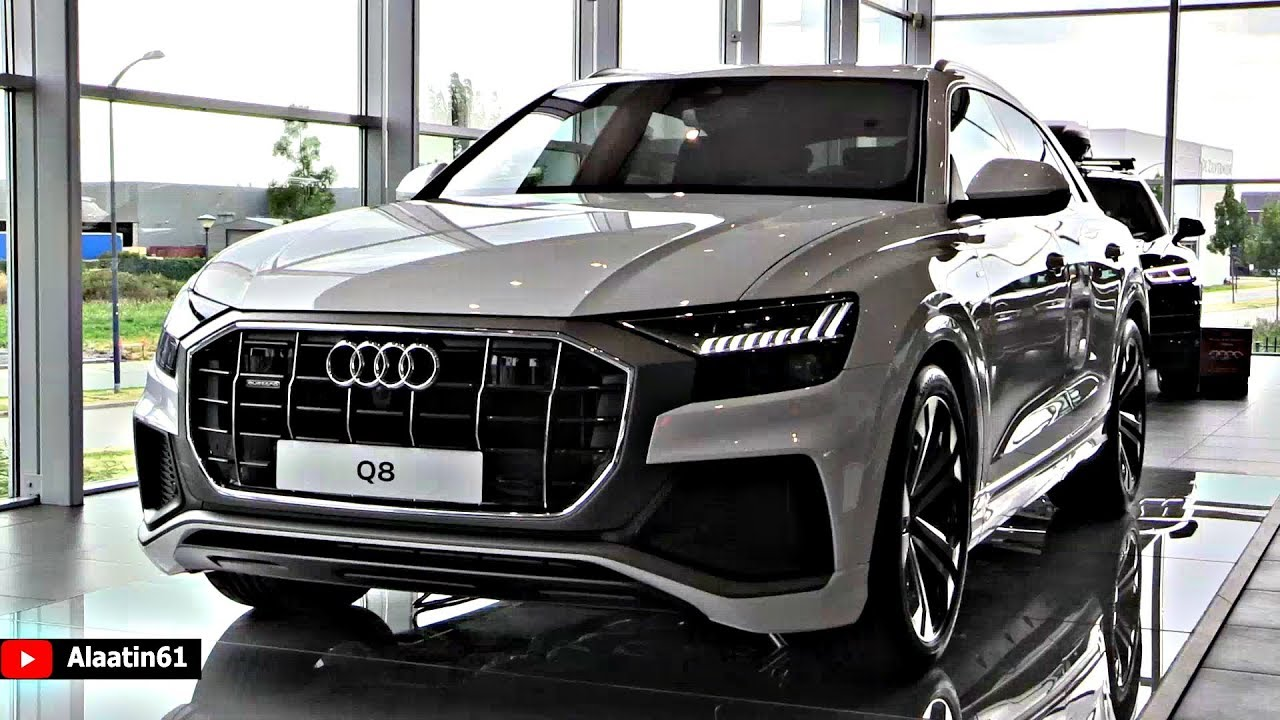 audi q8 2019 new full review interior exterior infotainment youtube. Black Bedroom Furniture Sets. Home Design Ideas
