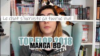 TOP FLOP MANGA/BD 2018