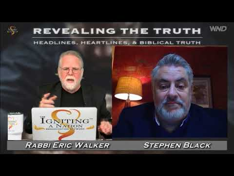 Rabbi Walker and Stephen Black discuss his book Freedom Realized 11 16 2017