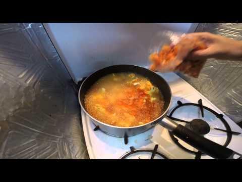 เคล็ดลับแกงส้ม กับวิธีทำแกงส้ม ด้วยเครื่องปรุงสำเร็จอย่างง่าย :)
