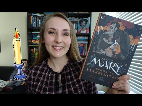 MARY WHO WROTE FRANKENSTEIN | Picture Book Review and Analysis