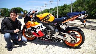 Used Bike Reviews - Honda CBR1000RR Repsol ( 2004 - 2005 Fireblade )