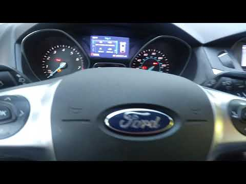 Remove MyKey on any Ford with 1 key (No REMOTE START)