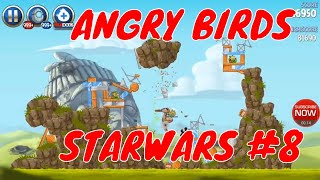 ANGRY BIRDS STAR WARS 2 REBEL ROCK COVER ENEMIES | Top Action Games Part 8