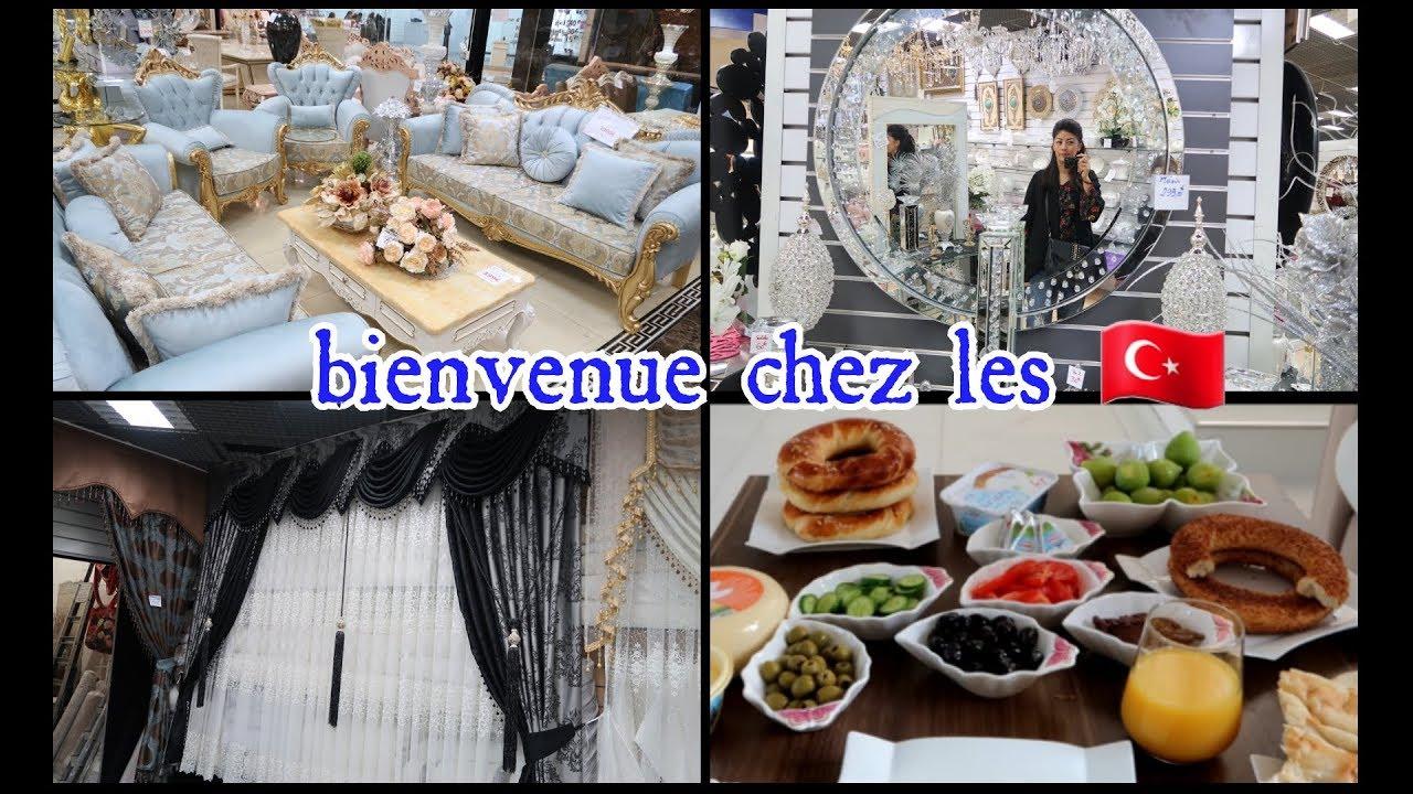 Vlog Bienvenue Chez Les Turc A Sarcelles Decoration Interieure Orientale Petit Dej Turc Youtube