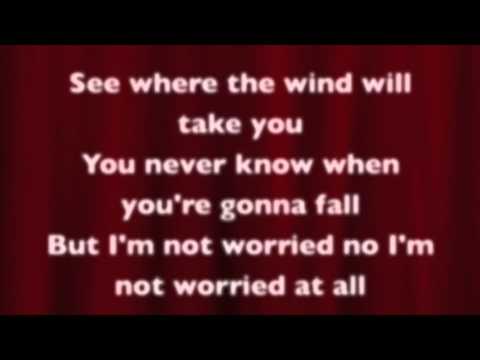 Sweet Serendipity- Lee DeWyze lyrics