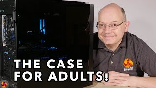 Corsair Obsidian 500D Case Review - the case for adults!
