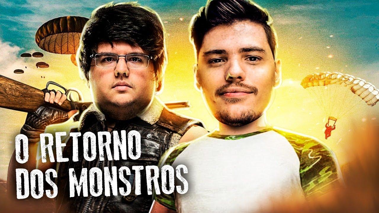 NETENHO CAVALCANTE - O RETORNO DOS MONSTROS ft Tecnosh