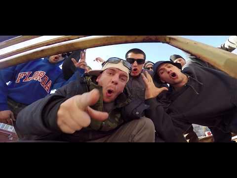 MANAGUA SLANG  x 5 O'CLOCK - Криминал акцент(OFFICIAL VIDEO 2018)