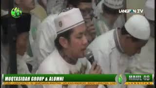 Download Lagu YA KHOIRO HADI - AL MUQTASIDAH & ALUMNI @GEBYAR SHOLAWAT LANGITAN HAUL KE 48  TUBAN . mp3