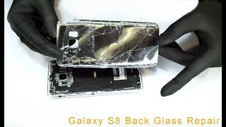 How to Fix Broken Back Glass on Iphone