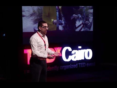 Walk the walk literally | Tarek Rakha | TEDxCairo 2014